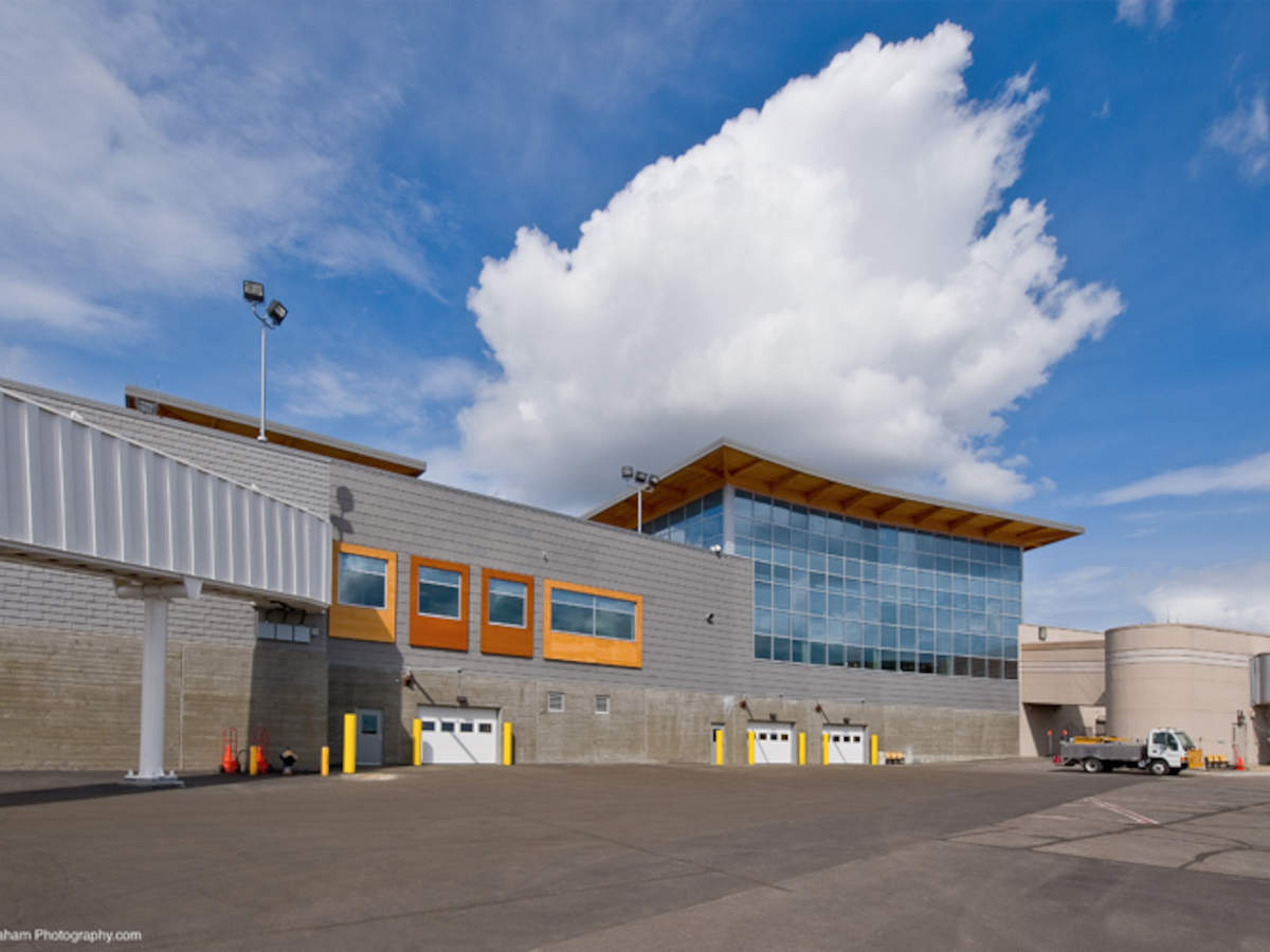 Fairbanks International Airport Overgaard Ltd